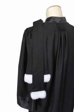 Robe Avocat Hiver Homme BE