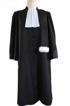 Robe Avocat Ete Homme