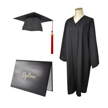 Tenue Mate et Porte-diplôme