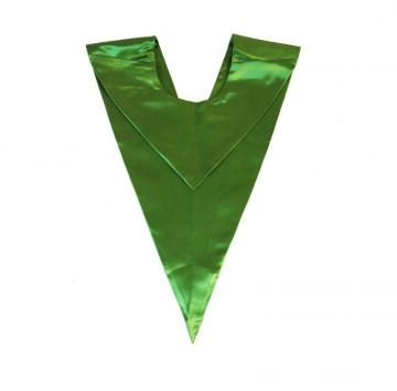 Echarpe en V - Vert prairie