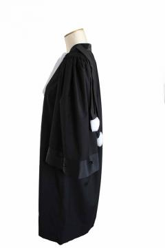 Robe Avocat Hiver Femme BE