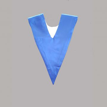 Vue de dos-Côté Bleu roi